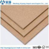 1220*2440x16mm E1/E2 Placa de MDF simples mobiliário/MDF CRU