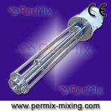 Homogeneizando o misturador (PerMix, cobre o misturador da entrada)