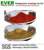 Pó de claras de poliuretano para impressão por sublimação de tinta seca ao perfil de alumínio
