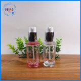 2018 новый продукт 50мл пластмассовые бутылки косметической упаковки