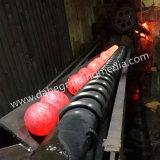 """Dia. 1""""-5"""" Balle de broyage en acier forgé utilisé dans les mines de métaux"""