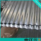 La couleur des panneaux métalliques en acier ondulé habillages feuilles mural/de toit