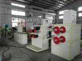Le PEE de tuyaux en plastique feuille Net Twin conique unique vis extrudeuse de la machine