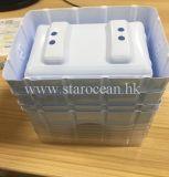 Пластиковый контейнер для упаковки из полистирола в салоне