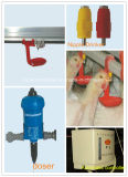 Set cheio Automatic Poultry Equipment para Broiler