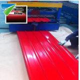 Цвет PPGI Pre-Painted стальной цвет линии PPGI катушки покрытием RAL9006
