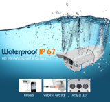 De draadloze Waterdichte Camera van het Netwerk van de Veiligheid van de Kogel van IRL OpenluchtIP CMOS