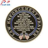 カスタマイズされた高品質の天使パターン円形のプルーフコイン