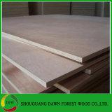 madera contrachapada de Okoume del grado de los muebles de 6mm/9mm/12mm/15mm/18m m