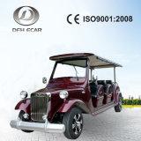 8 Seater elektrisches Fahrzeug für Golfplätze touristisches Areav Hotel und Vereine