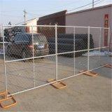 Провод цепи временной строительство ограждения панели 6 футов x 12 футов, 8 футов x 14м, Temp Ограждения панели строительство стены приводной цепи