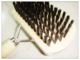 Щетка Slicker инструментов холить любимчика с деревянной ручкой