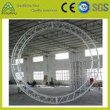Ферменная конструкция круга этапа напольного представления алюминиевая