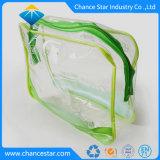 Zoll gedruckter Drawstring Belüftung-wasserdichter Plastikbeutel