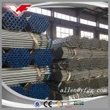 Tubi d'acciaio galvanizzati ricoperti zinco dell'en 39/ASTM S53/BS1387 1.5inch Scaffodling