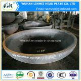 Protezione ellittica capa servita del acciaio al carbonio di prezzi