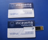 Custom печать пиво рекламных кредитной карты флэш-накопитель USb