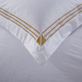 el hotel de lujo de cinco estrellas suministra conjuntos de ropa de cama del hotel