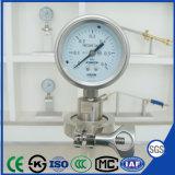 De Manometer van de Maat van de Druk van het Type van Wika voor het Uitvoeren met Hoogste Kwaliteit