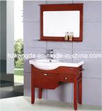 純木の浴室用キャビネットの純木の浴室の虚栄心(KD-429)