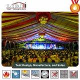 3000 Seater weißes Hochzeits-Festzelt-Zelt für Verkauf