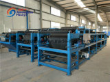 Sodaclase鉱山の排水機械のための真空ベルトフィルター