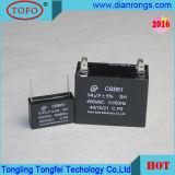 AC Motor Running Film Capacitor Cbb61 450V 1.5UF