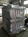 Châssis d'huile thermique échangeur de chaleur radiateurs