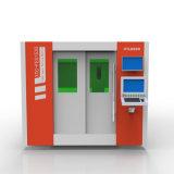 автомат для резки лазера волокна коробки толщины 1-20mm стальной