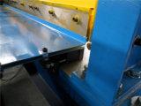 Máquina de corte de corte automática do metal da placa de aço