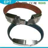 OEM Leather PU Wristband Custom USB Flash Drive (TL005)