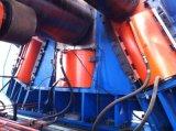 Cilindro hidráulico telescópico de vários estágios hidráulico de caminhão de descarga