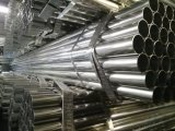 構築のための電流を通された鋼管
