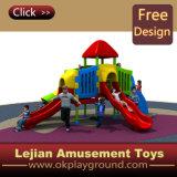 Ce niveau compétitif fiables d'enfants Aire de jeux de plein air (X1511-10)