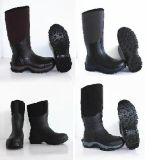 Varios hombres de lluvia botas de goma, Macho camo de caucho, Gent Camo funda de goma de neopreno, estanqueidad Camo botas de goma de neopreno, Hi-Q calor preservación botas