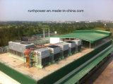 Producción solar del agua/del vapor para el molino/la cervecería de la lechería