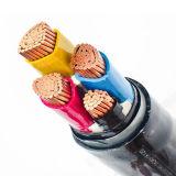 0.6/1kv tipo milivolt PVC/Swa/PVC 70mm cabo de cobre de 4 núcleos com blindado