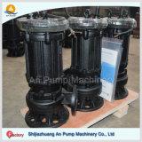 Hohe Leistungsfähigkeits-versenkbare Sumpf-Klärschlamm-Pumpe