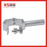 Bride de fixation Hex de pipe d'acier inoxydable avec le tube