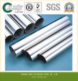 Pipe soudée par 304L d'acier inoxydable d'ASTM TP304