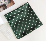 Профессиональный квадратный шарф сатинировки шарфа печатание шарфа