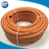 Family Safe Natural Gas Transfer LPG Hose Light Weight Rubber Made