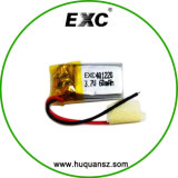Li-polymeer Batterij 401220 60mAh 3.7V voor de Batterij van de Spreker Bluetooth