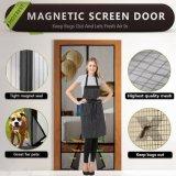 Tenda resistente magnetica del Schermo-Portello della maglia