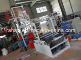HDPE T-Shirt Bag Film Extrusion Blowing Machine