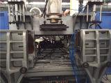 машина дуновения Jerrycans HDPE 5L/10L отливая в форму