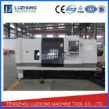 CK6180頑丈で大きい平床式トレーラー水平CNCの旋盤の機械装置