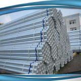 TUFFO caldo del acciaio al carbonio della proprietà di GB3091 Construction&Real galvanizzato intorno al prezzo del tubo d'acciaio