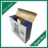 Напечатанная таможней коробка еды инструмента бумажная