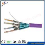 cable de LAN de 23AWG UTP Cat7